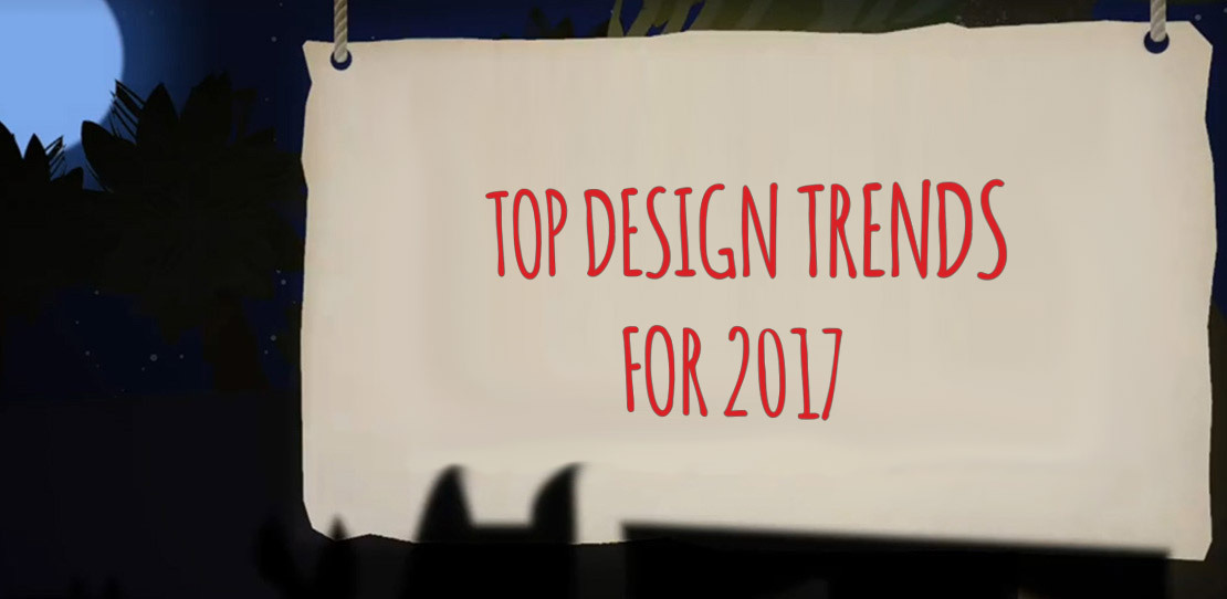 Seven graphic design trends to look out for in 2017