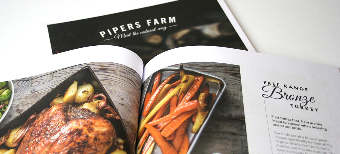Pipers Farm Brochure