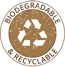 Biodegradable & Recyclable